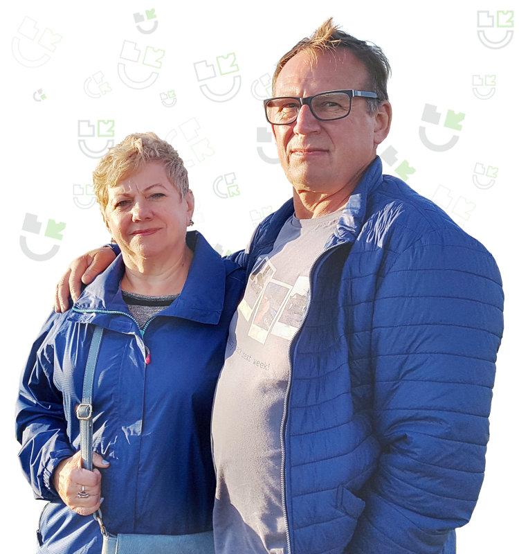 Halina i Witold – Projekt 6
